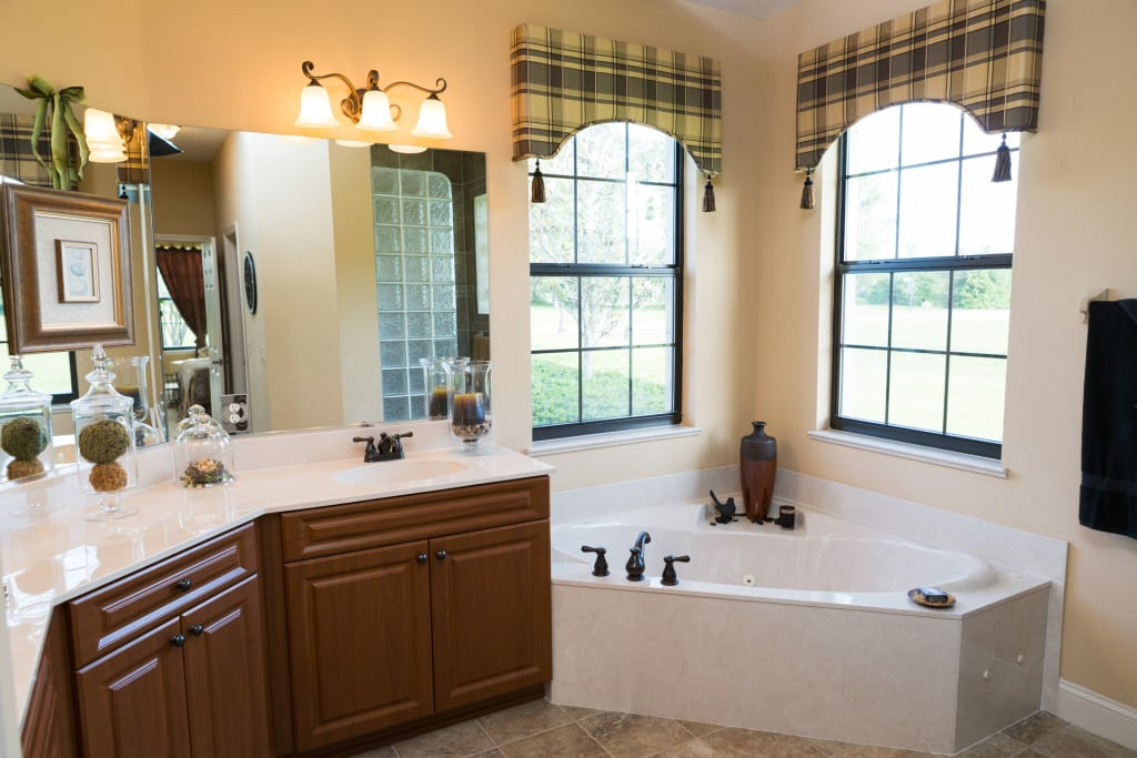 Windemere - Master Bathroom - Curington Homes - Ocala Florida Contractor