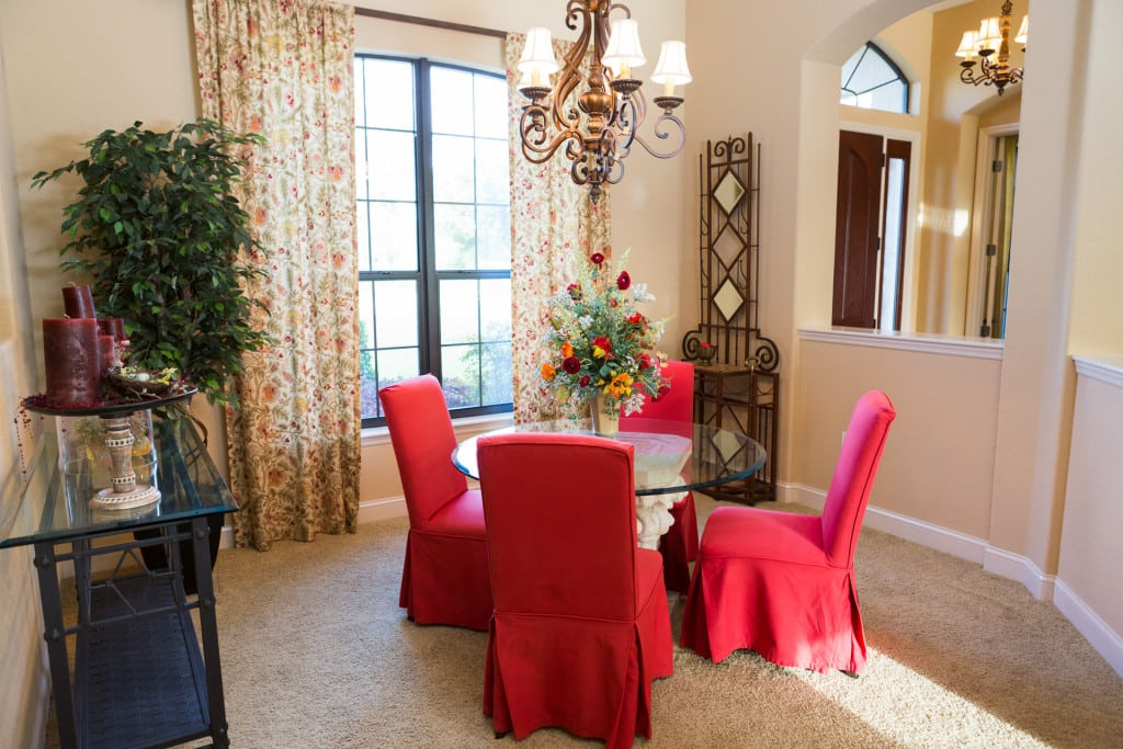 Windemere - Dining Room - Curington Homes - Ocala Florida Contractor