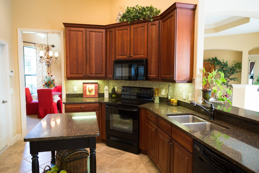 Windemere - Kitchen - Curington Homes - Ocala Florida Contractor