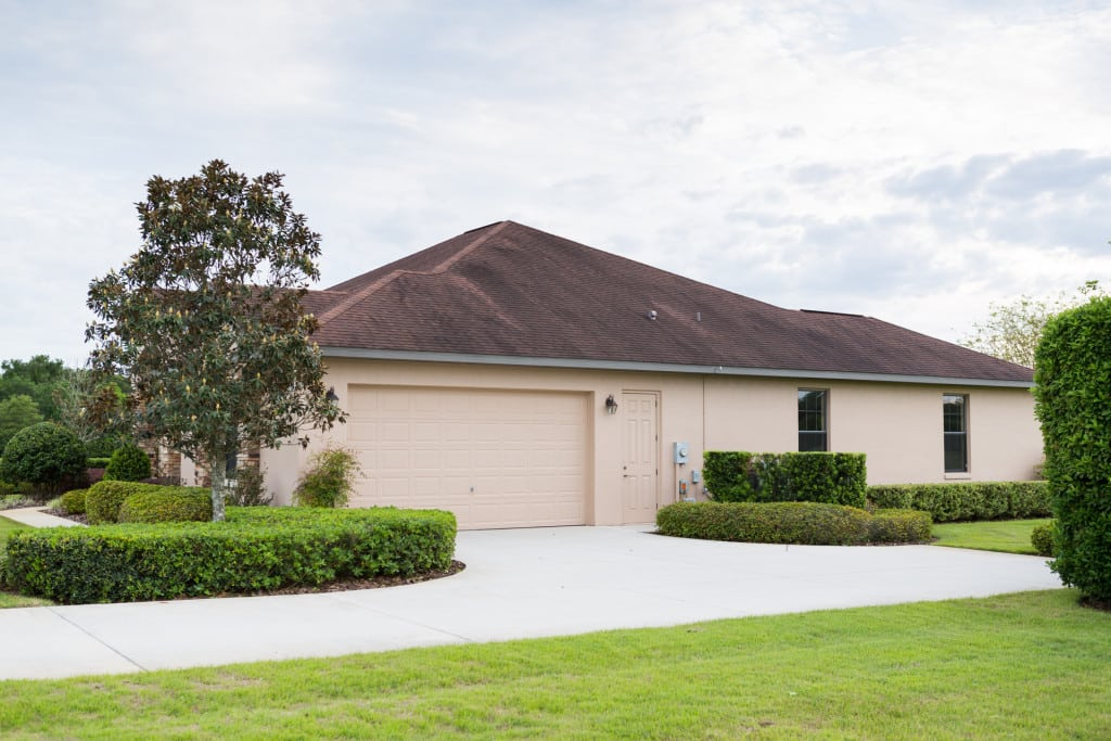 Windemere - Garage - Curington Homes - Ocala Florida Contractor