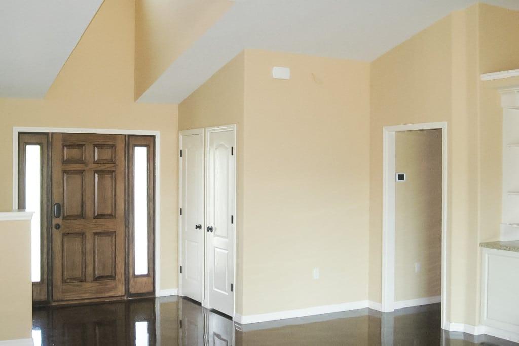Drifton - Front Door Entry - Curington Homes - Ocala Florida Contractor