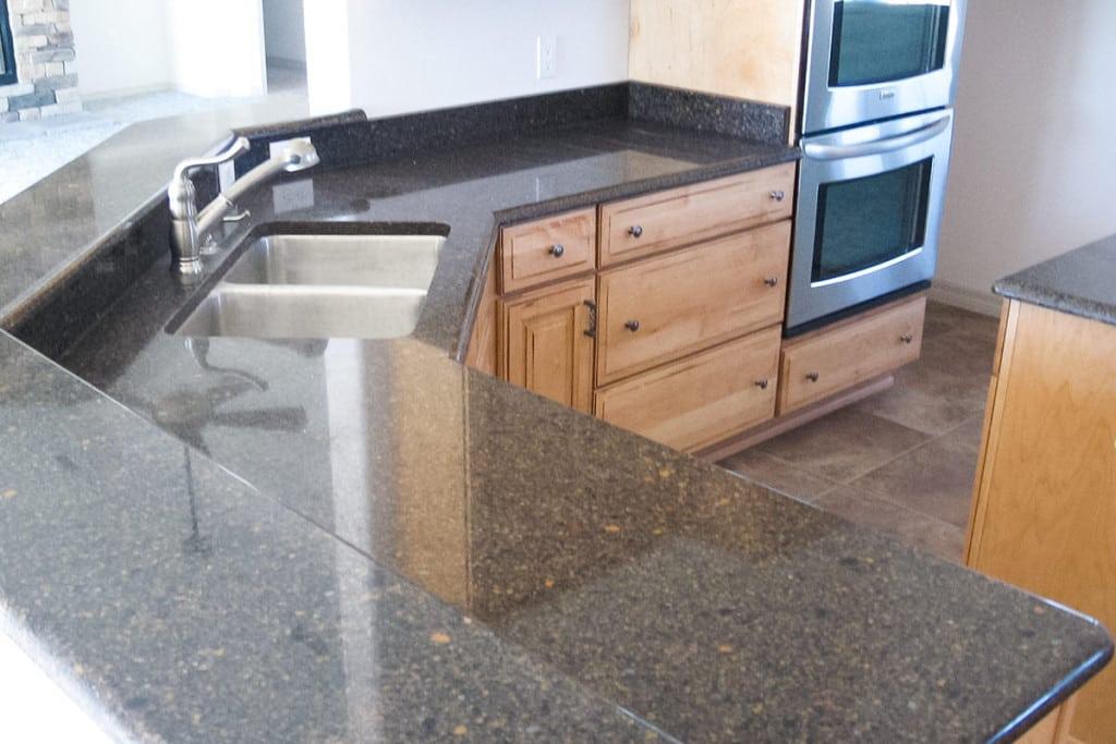 Drifton - Kitchen Wood Cabinets - Curington Homes - Ocala Florida Contractor