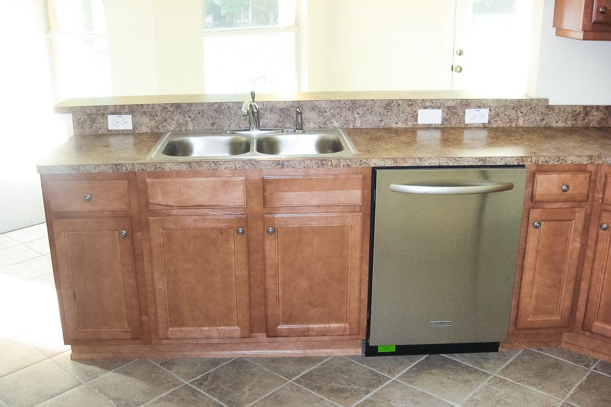 Hawthorne - Kitchen Cabinets - Curington Homes - Ocala ...
