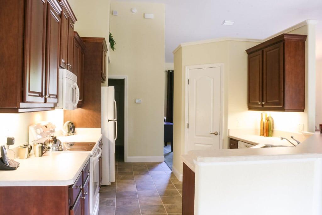 Jamestown - Kitchen - Curington Homes - Ocala Florida Contractor