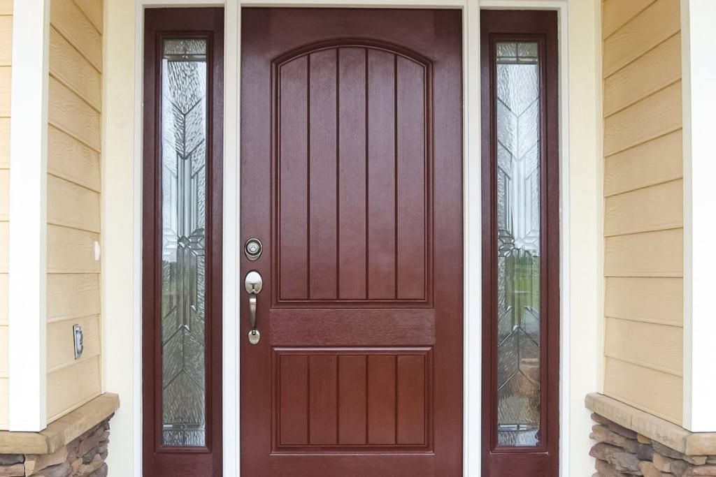 Wellington - Front Door Exterior - Curington Homes - Ocala Florida Contractor