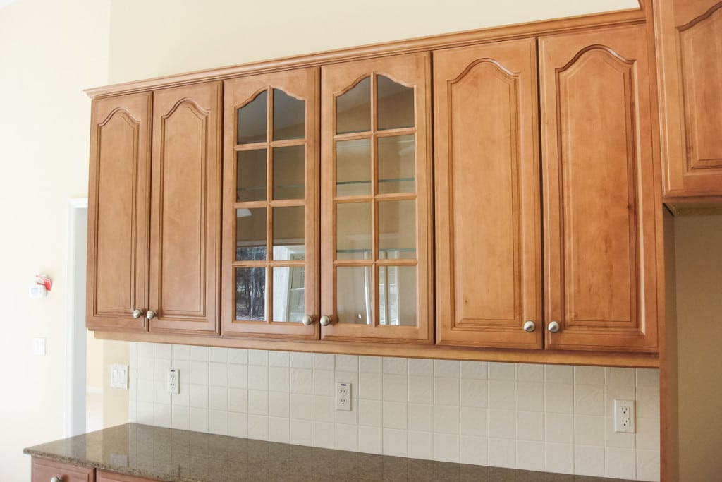 Wellington - Kitchen Cabinets - Curington Homes - Ocala Florida Contractor