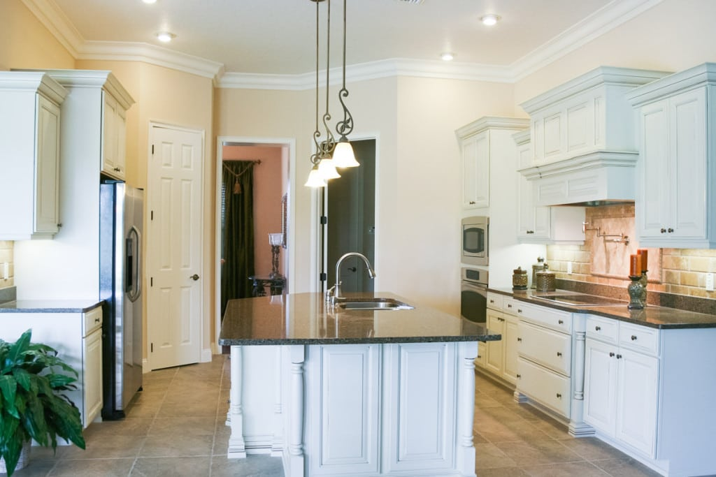 Wellington - Kitchen - Curington Homes - Ocala Forida Contractor