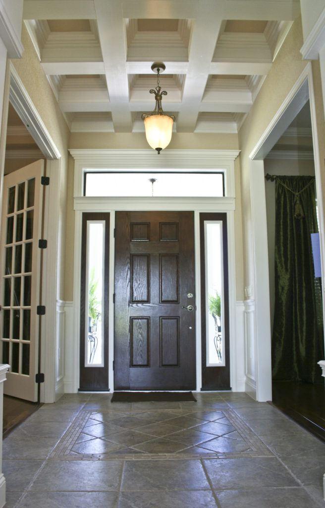 Curington Homes - Ocala Florida Home Builder - Wellington V - Entry