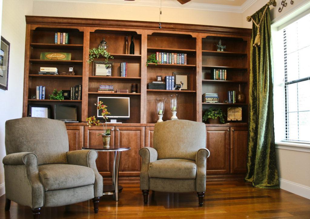 Curington Homes - Ocala Florida Home Builder - Wellington V - Office