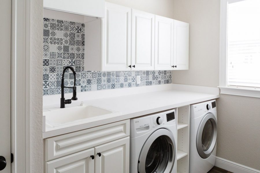Home Builder in Ocala Florida - Laundry Room