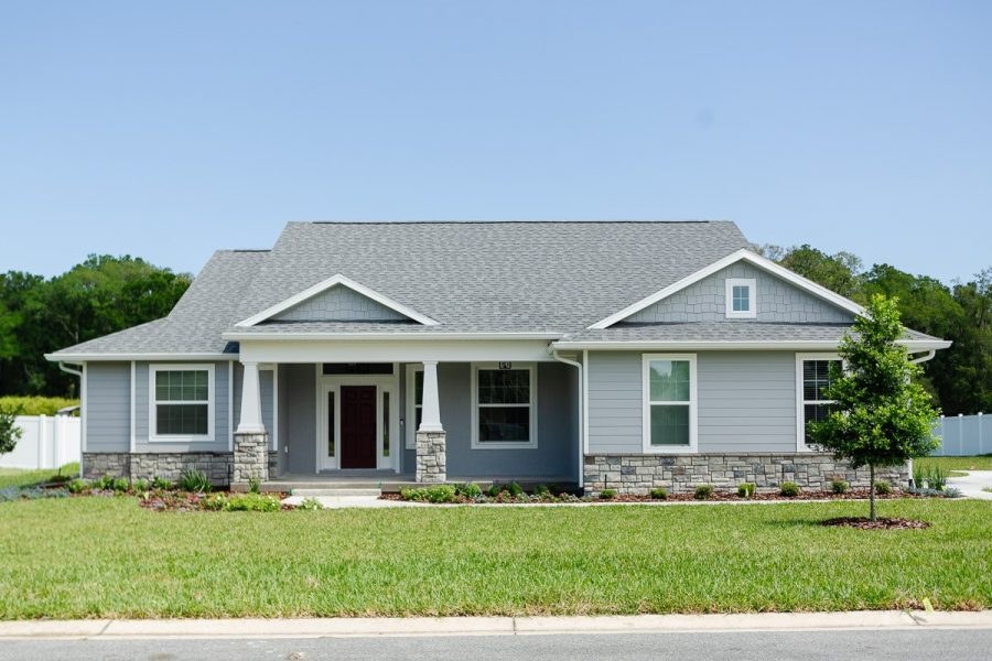 Home Builder in Ocala Florida - Craftsman Home