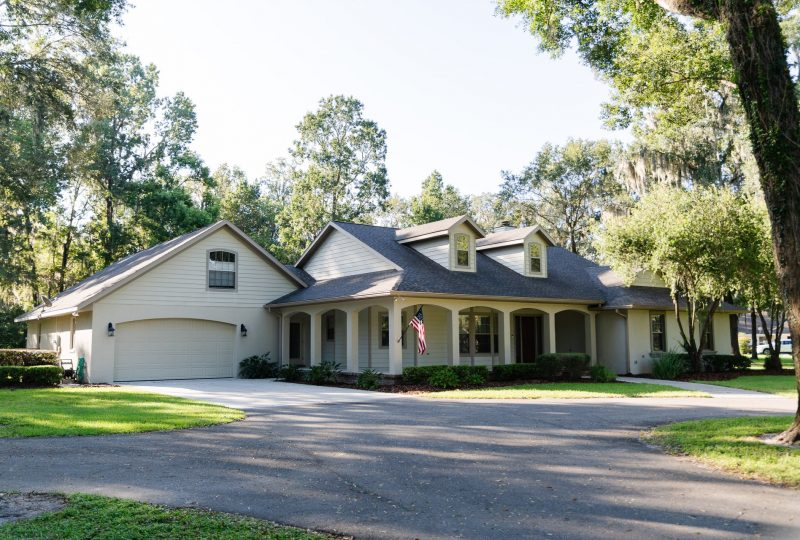 Custom Home Builder in Ocala Florida - Curington Homes - Drifton