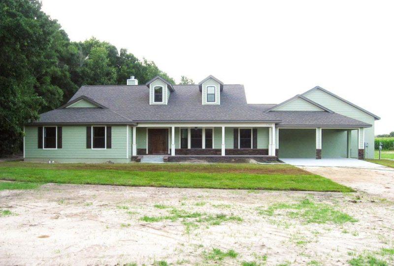 Home Builder in Ocala Florida - Curington Homes